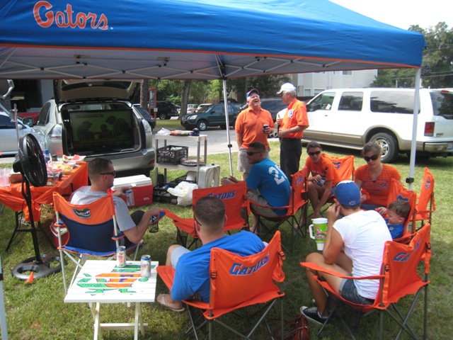 Lots ... & Gator Parking -- Reserved Season Tailgating Near the Stadium! | page 3